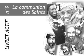 Livret actif N°8 : La communion des saints